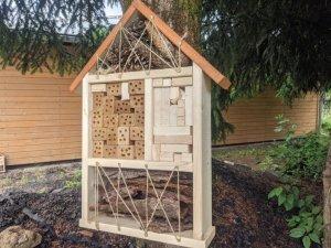 Hmyzí hotel – domek pro prospěšný hmyz III.