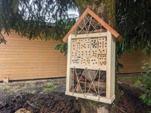 Hmyzí hotel – domek pro prospěšný hmyz II.