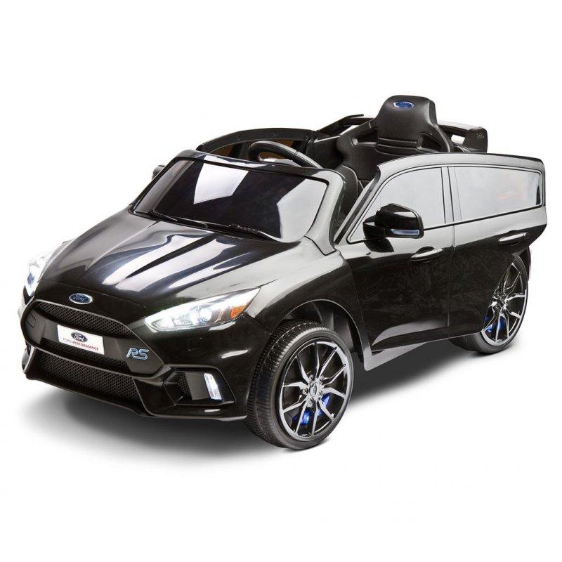 Elektrické autíčko Toyz FORD FOCUS RS - 2 motory - black - černá