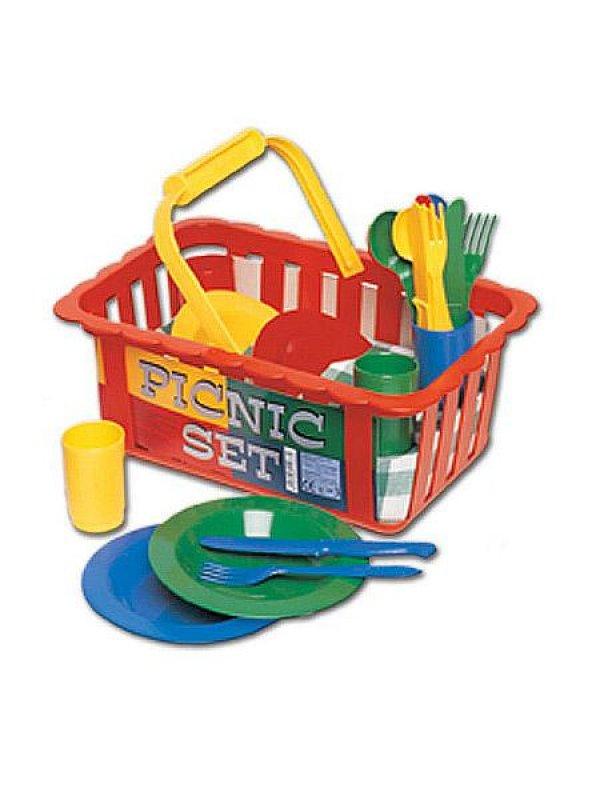 Dětská sada nádobí picnic - dle obrázku