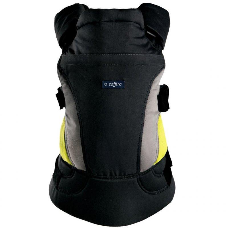 Nosítko Womar Zaffiro Activity - černo-žluté - černá