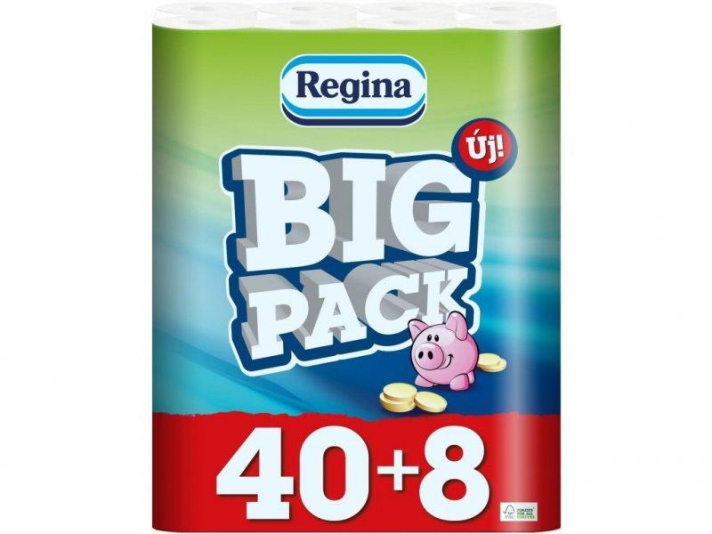 XXL Big Pack toaletní papír, 2-vrstvý 48 ks