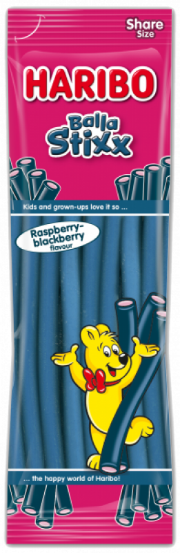 Balla Stixx Raspberry-Blackberry 80 g
