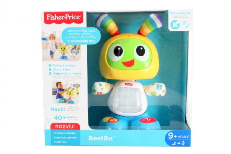 Fisher Price Beatbot CZ FBP64