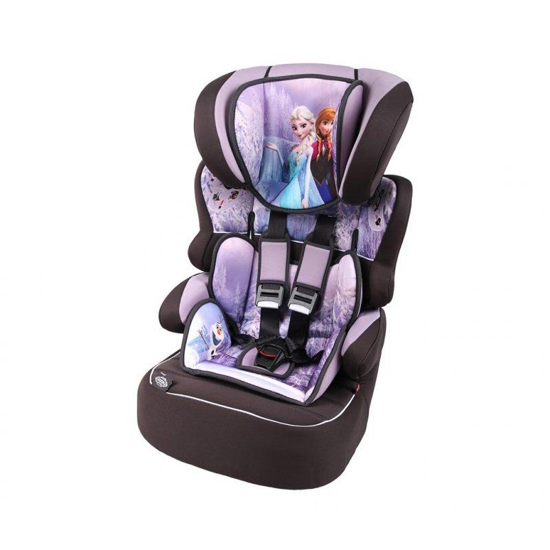 Autosedačka Nania Beline Sp - Luxe Frozen 2016 - fialová