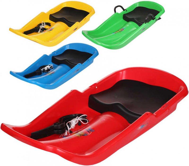 ACRA Boby pro děti CYCLONE se sedátkem a brzdami 4 barvy plast