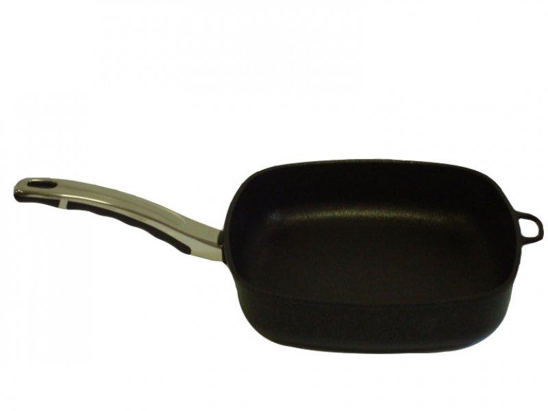 Titanová pánev hranatá 26x26x6,5cm