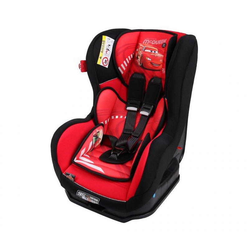 Autosedačka Nania Cosmo Lx - Cars Red 2016 - červená