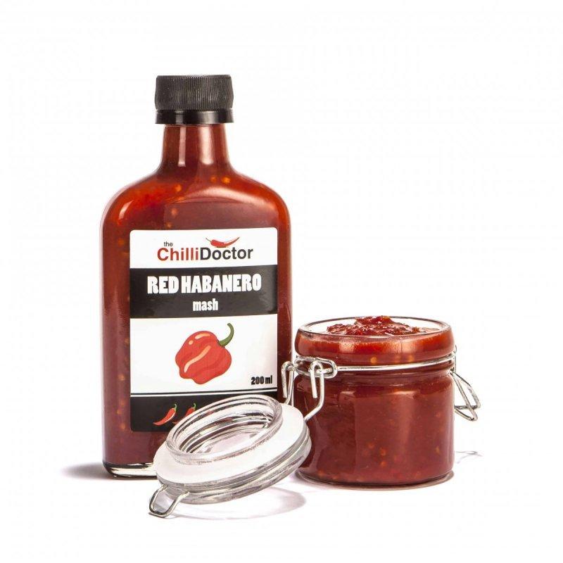 Red Habanero mash 200 ml