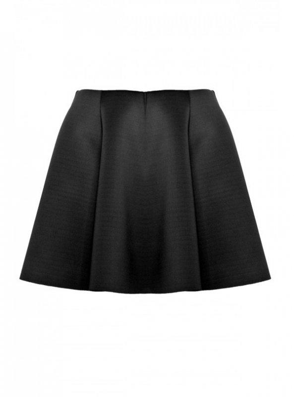 Dámská sukně KATRUS K268 černá - M