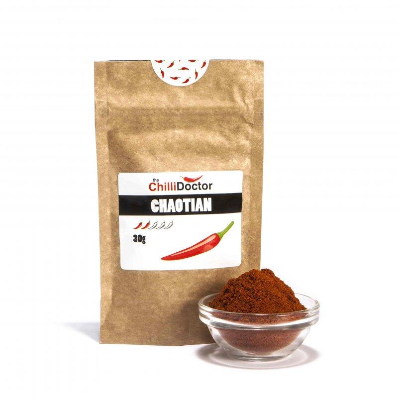 The chilli Doctor Chaotian chilli prášek 30 g