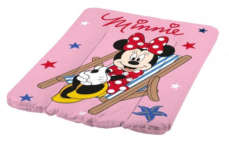 Keeeper Přebalovací podložka Minnie - růžová