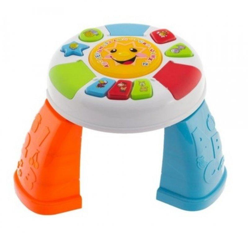 Euro Baby Hudební stoleček s úsměvem