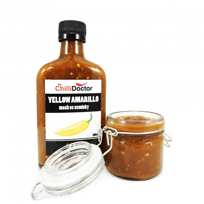 Aji Yellow Amarillo mash se semínky 200ml