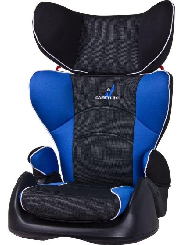 Autosedačka CARETERO Movilo - blue 2016 - modrá
