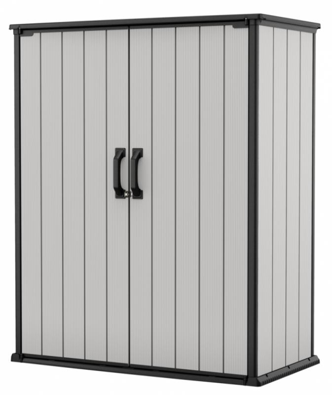 Plastová skříň PREMIER HIGH STORE - 171 x 140 x 74 cm