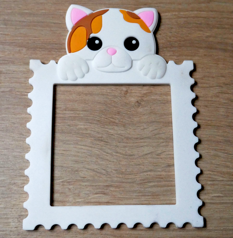 Dekorace na vypínač - kočka
