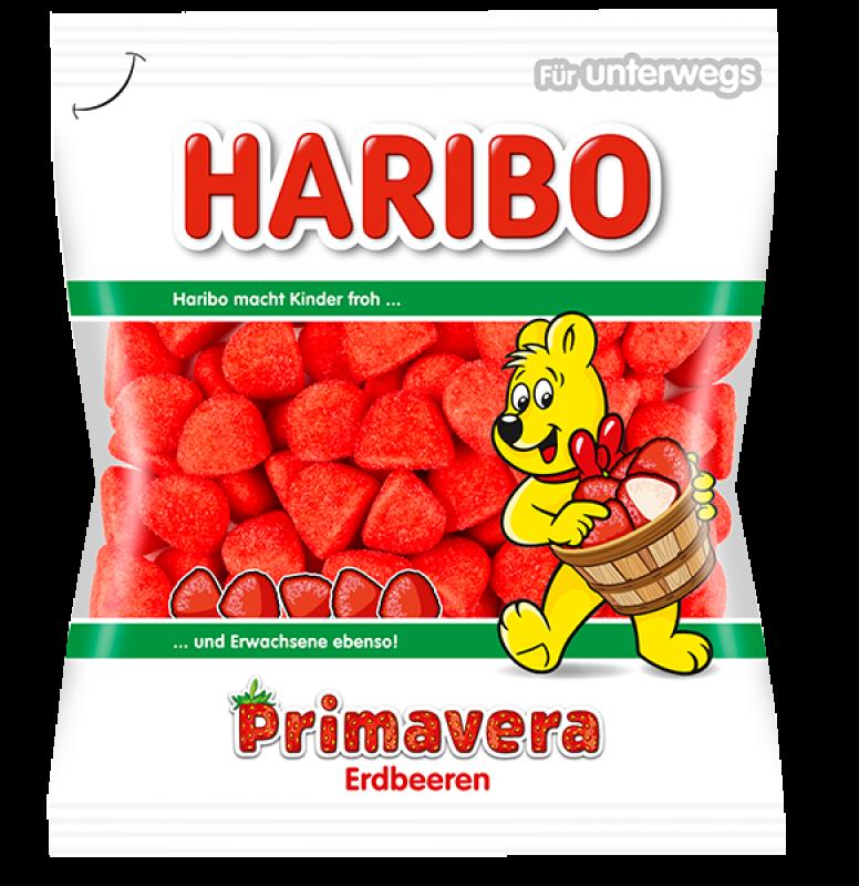 Primavera Erdbeeren 100 g
