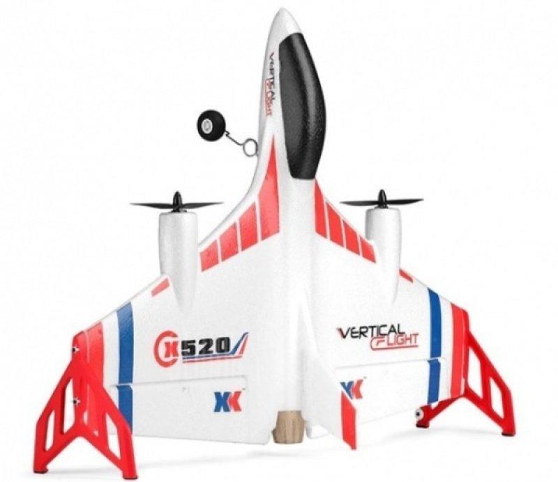 FIGHTER - X520 VTOL - RC letadlo s GYRO stabilizací