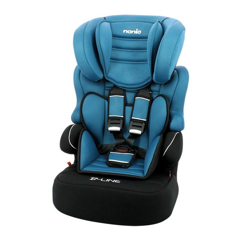 Autosedačka Nania Beline Sp Luxe 2019 blue - modrá