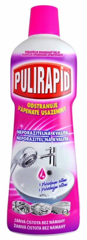 Pulirapid Aceto na rez a vodní kámen 750 ml