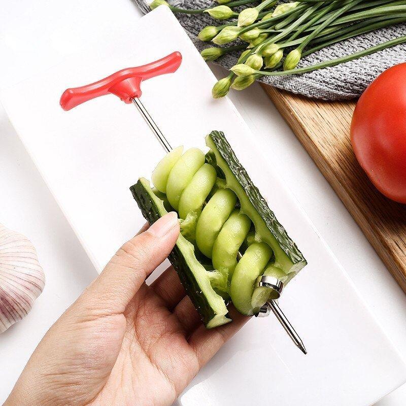 Spiralizér na zeleninu