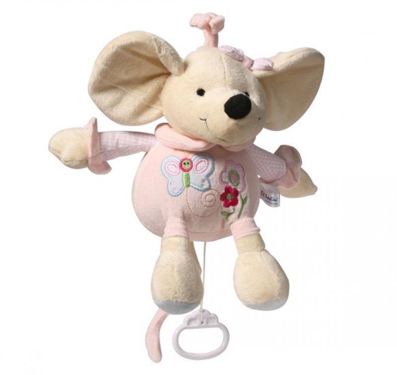 BabyOno Hrající hračka Baby Ono - Myška