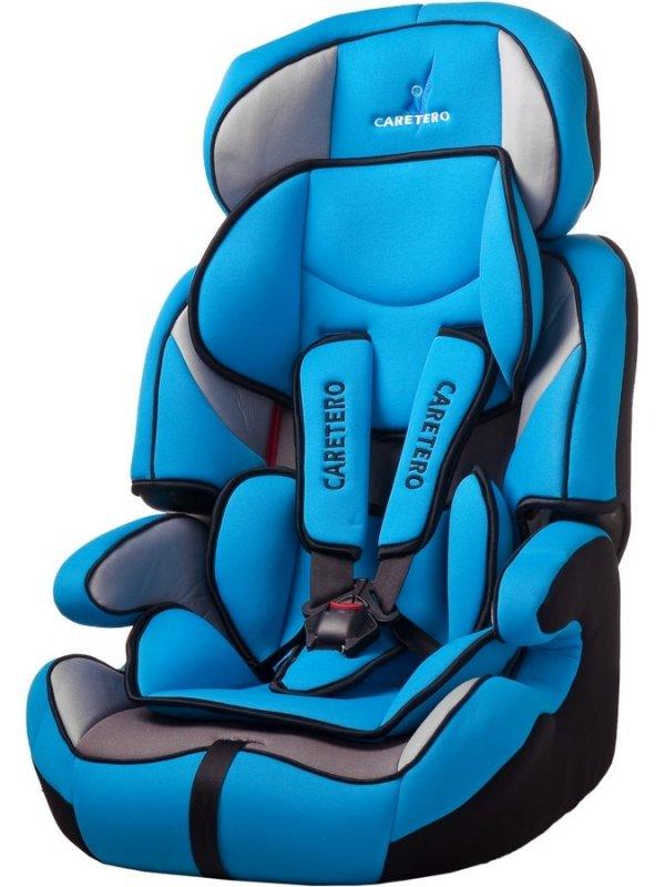 Autosedačka CARETERO Falcon - Blue 2016 - modrá