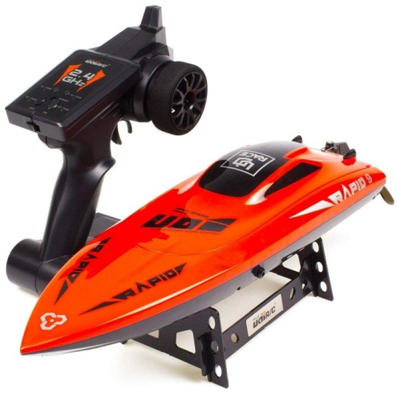 RAPID 9 Hi-Speed vysokorychlostní člun, 2,4 GHz, 30 km/h