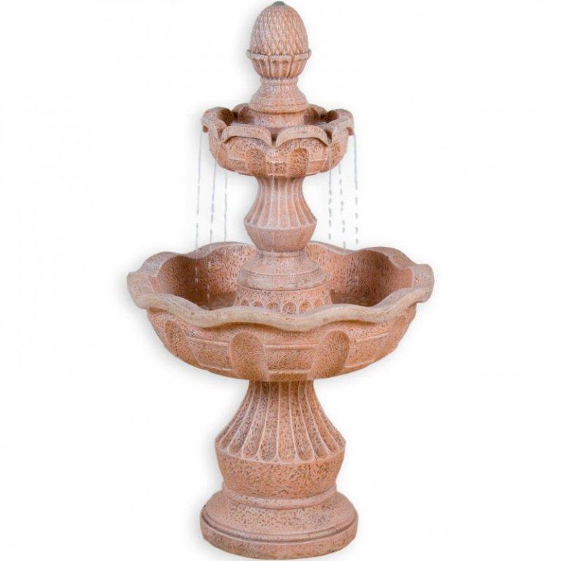 Zahradní kašna - fontána 102 cm