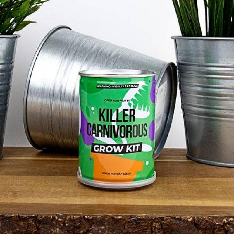 Grow Tin - plechovka masožravek