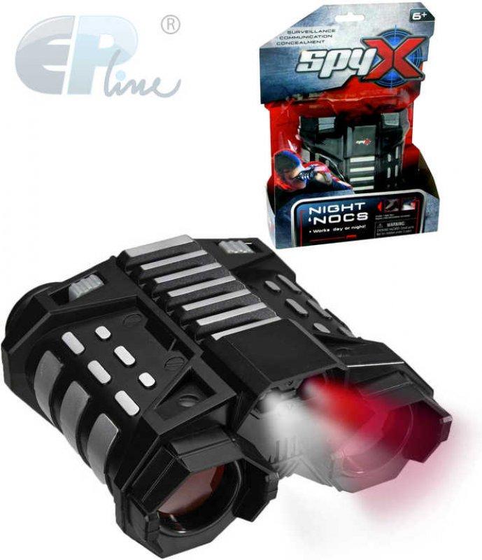EP line SpyX dalekohled dětský noční vidění na baterie plast