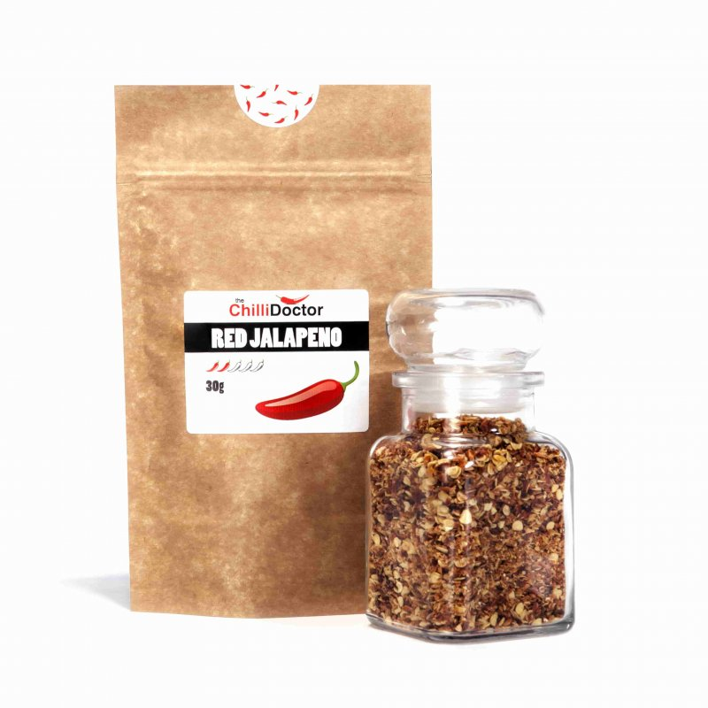 The chilli Doctor Red Jalapeno granule 30 g
