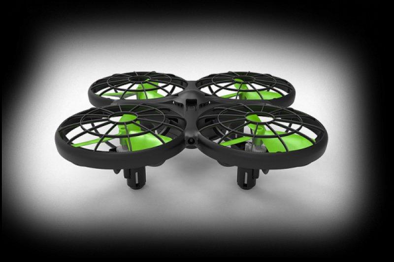 SYMA X26 - odolný dron s čidly proti nárazu