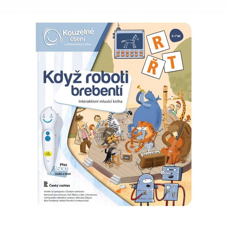 Kniha Když roboti brebentí
