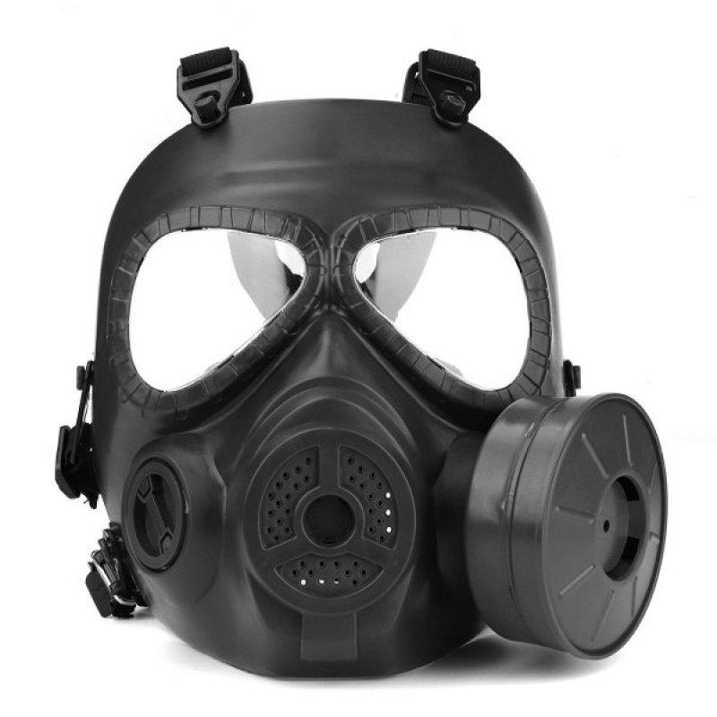 Válečná plynová maska
