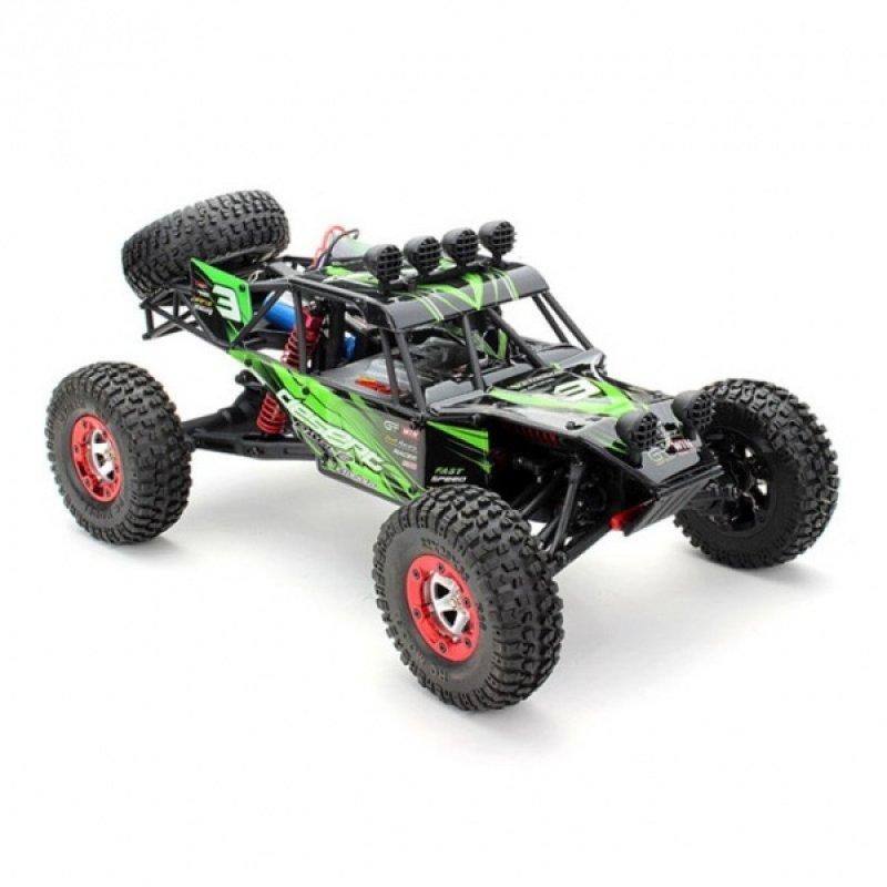 Pouštní buggy Eagle 3 RTR 4WD 1:12 - Zelená