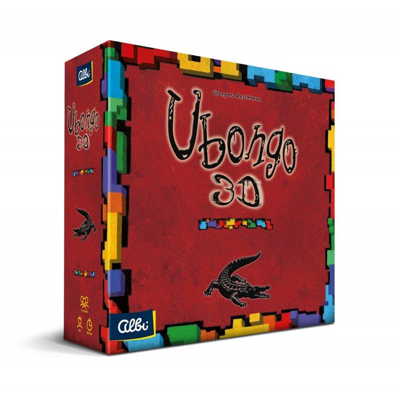 Hra ALBI Ubongo 3D