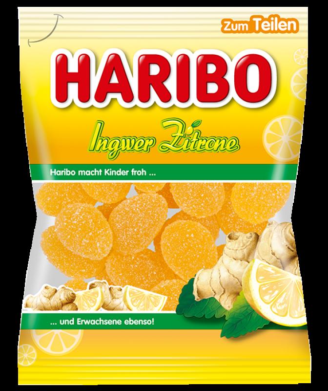 Ingwer Zitrone 175 g