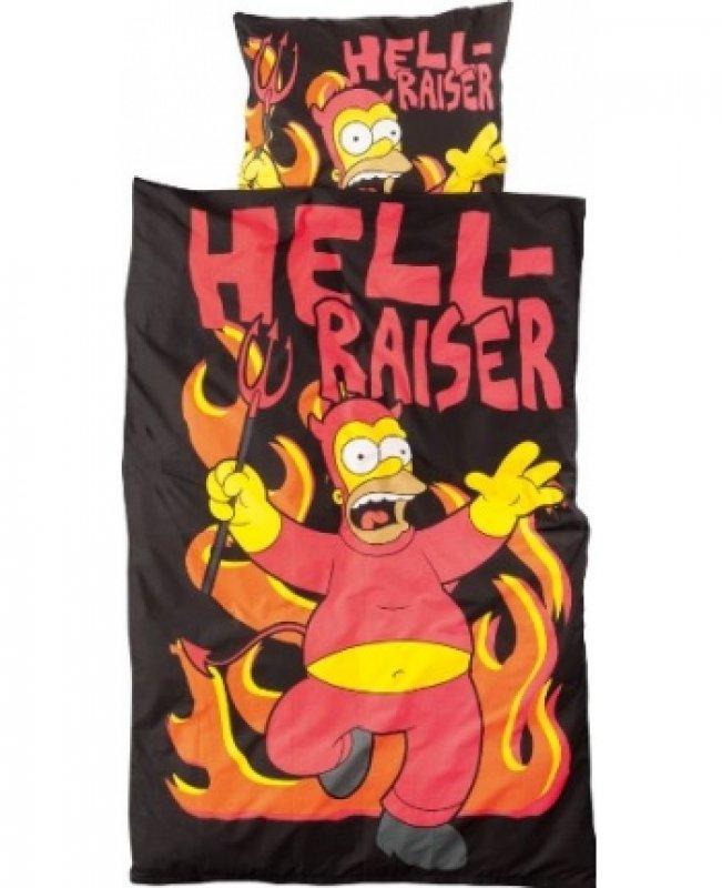 Povlečení Simpsonovi - Hell Raiser