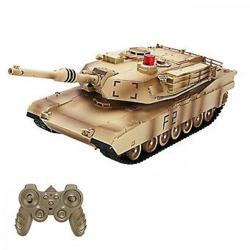 MZ M1A2 Abrams 1/14 - písková kamufláž