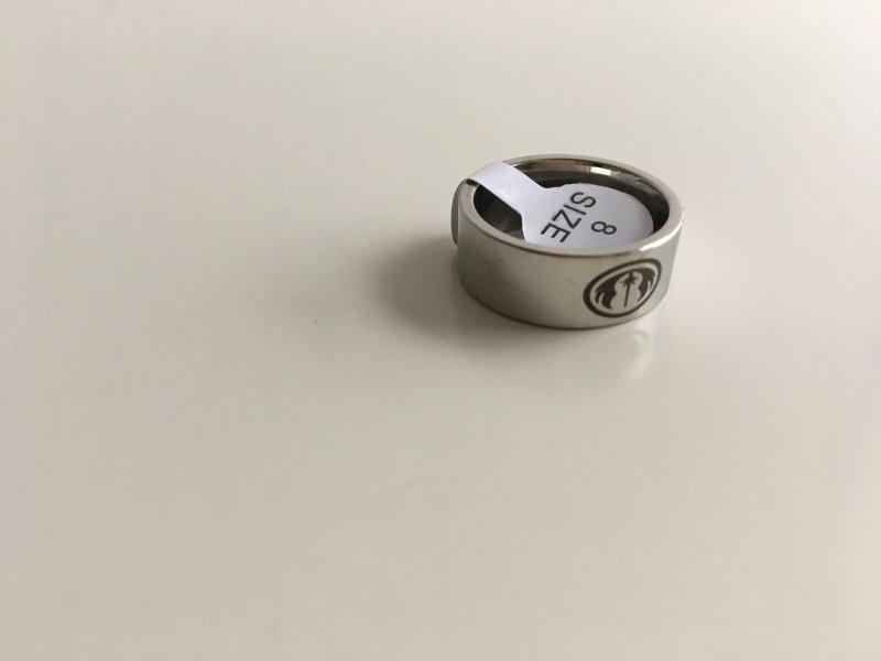 Ocelový prsten Star Wars - Jedi - Velikost: - 8
