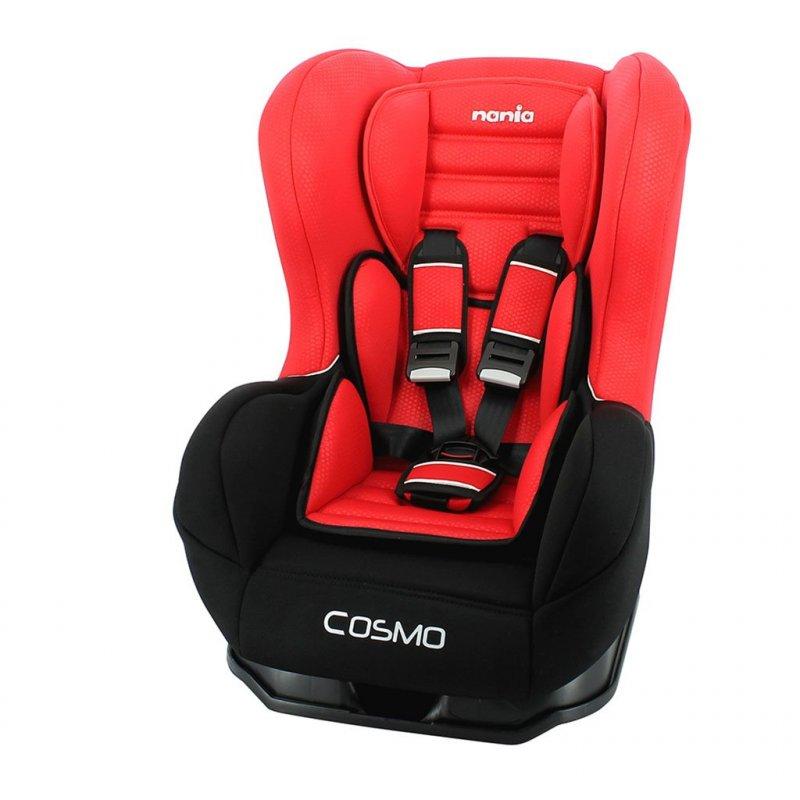 Autosedačka Nania Cosmo Sp Luxe 2019 red - červená