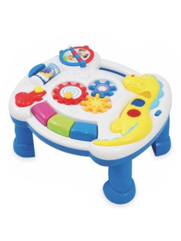 Edukační stolek Baby Mix dino - dle obrázku