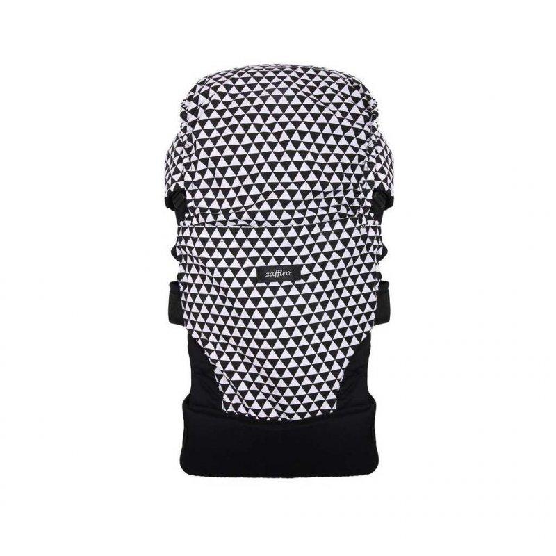 Nosítko Womar Zaffiro Care - černo-bílé - černá