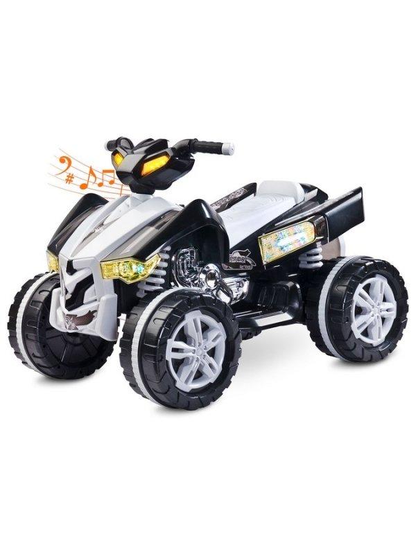 Elektrická čtyřkolka Toyz Raptor - black - černá