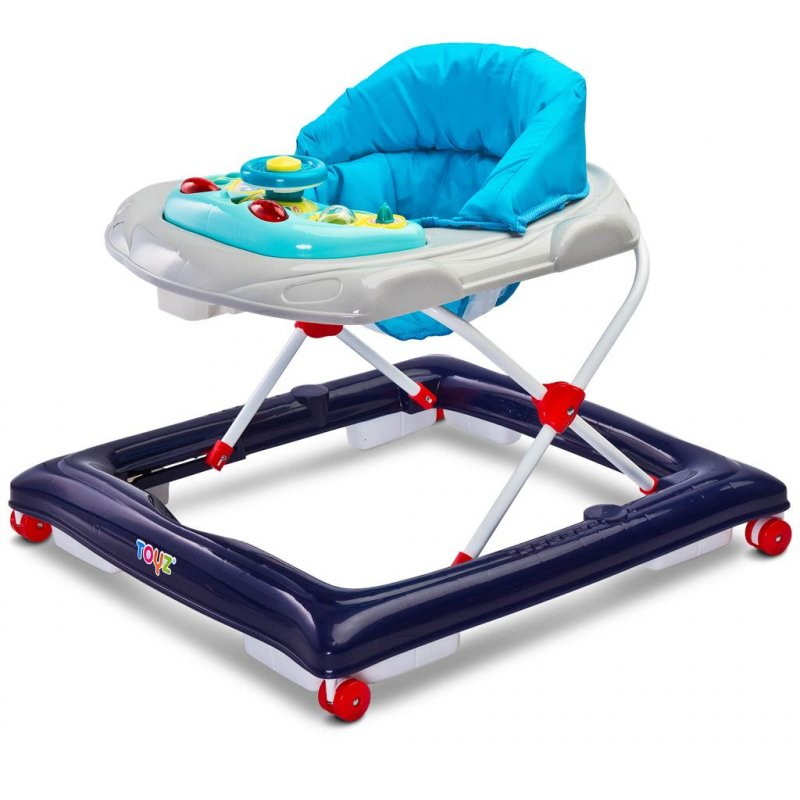 Dětské chodítko Toyz Adept - navy - modrá