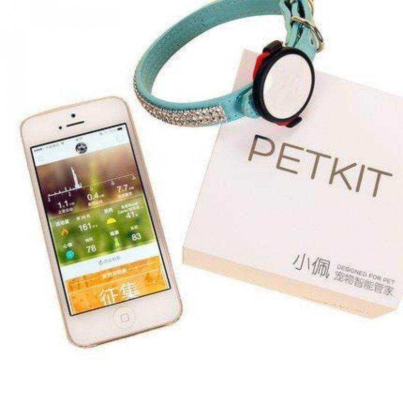 PetKit P2 monitor aktivity pro psy a kočky - Zlatá