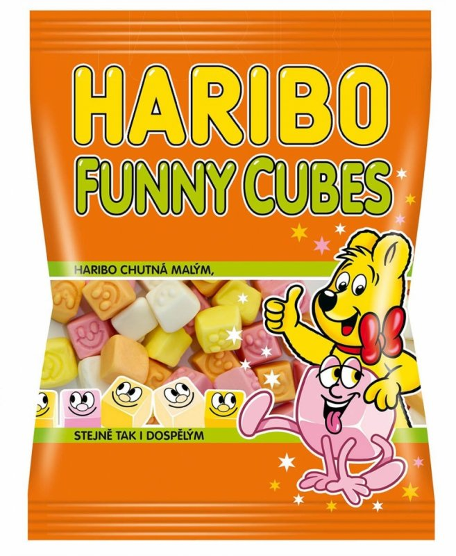Funny Cubes 90 g