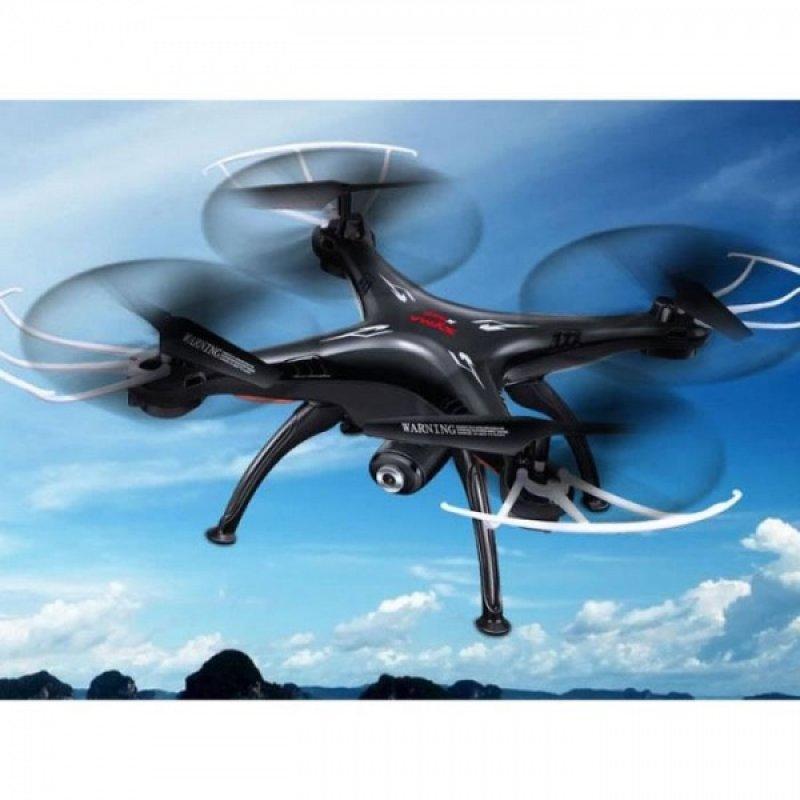 Syma X5Csw - dron s FPV online přenosem videa přes WiFi